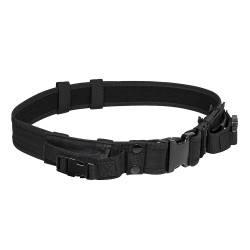 Vism Tactical Belt With Two Pouches/Black NCSTAR