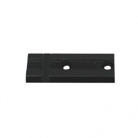 Detachable Top-Mount Base BLK 40A WEAVER