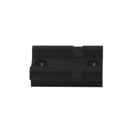 Detachable Top-Mount Base BLK 61 WEAVER