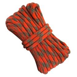 ParaTinder 30ft, Orange/Gray ULTIMATE-SURVIVAL-TECHNOLOGIES