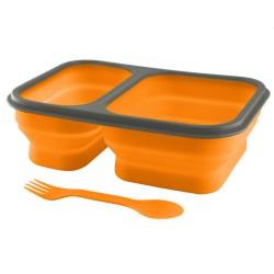 FlexWare Mess Kit 1.0, Orange ULTIMATE-SURVIVAL-TECHNOLOGIES