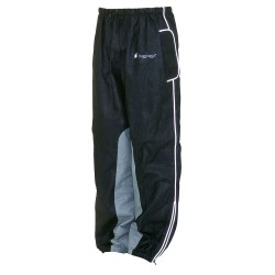 Women's Road Toad Reflective Pant Blk MD FROGG-TOGGS