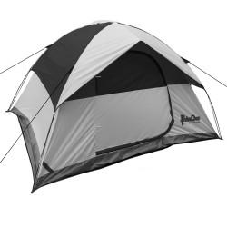 Rendezvous Dome Tent Grey/Blk 4p PAHAQUE