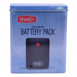 Battery Pack -104002 (10400 mAh) WEEGO