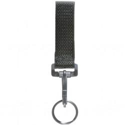 6405 Key Holder-Black BIANCHI