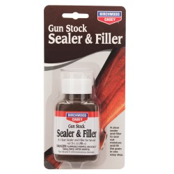 Gun Stock Sealer & Filler  3oz. BIRCHWOOD-CASEY