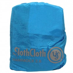 SlothCloth Hammock 2.0, Blue/Gray ULTIMATE-SURVIVAL-TECHNOLOGIES