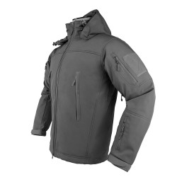 Delta Zulu Jacket-Urban Gray- Extra Large NCSTAR