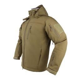 Vism Alpha Trekker Jacket - Tan - Medium NCSTAR