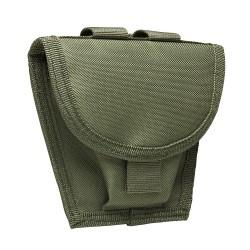 Handcuff Pouch -Green NCSTAR