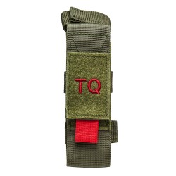 Tourniquet & Tactical Shear Pouch Grn NCSTAR