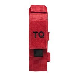 Tourniquet & Tactical Shear Pouch Red NCSTAR