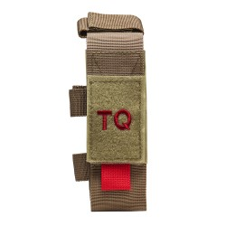 Tourniquet & Tactical Shear Pouch Tan NCSTAR