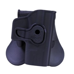RapidRelease Poly RH for Glock 43 BULLDOG-CASES