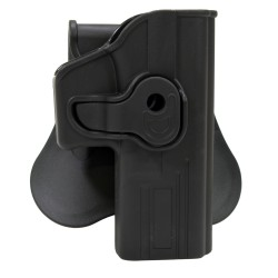 RapidRelease Poly RH for Glock 19 BULLDOG-CASES