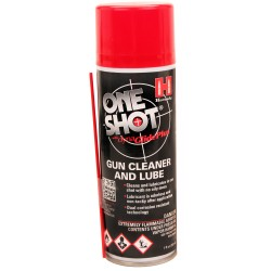 One Shot Cleaner/Dry Lube HORNADY
