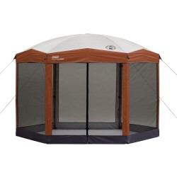 SHELTER 12X10 BACK HOME SCREENED COLEMAN