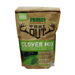 Take Out Clover Blend, 3lb PRIMOS-HUNTING