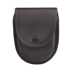 Sentinel Dbl Hndcuff Case,Blk Mlded Nylon UNCLE-MIKES
