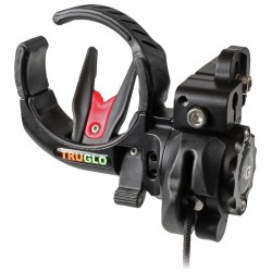 Lock-Fire Arrow Rest Blk TRUGLO