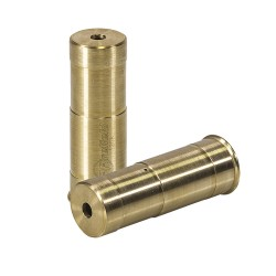 12Ga Boresight In-Chamber Red Laser Brass FIREFIELD