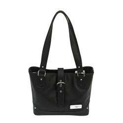VISM Concealed Carry Shoulder Bag- Black NCSTAR