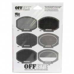 Off-Eye Optical Lens Filters Asrt Fit Kit BIRCHWOOD-CASEY