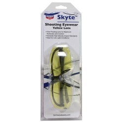 Skyte Shooting Glasses Yellow BIRCHWOOD-CASEY