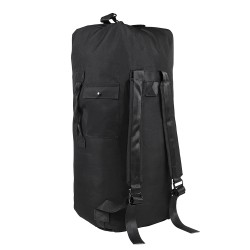 VISM Duffel Bag/ GI Style/ Black NCSTAR