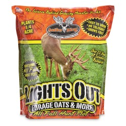 Lights Out Forage Oats ANTLER-KING