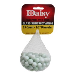 "1/2"" Glass Slingshot Ammo DAISY-OUTDOOR-PRODUCTS"