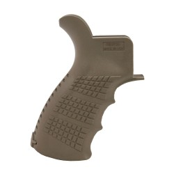 AR15 Ambidextrous Pistol Grip - FDE LEAPERS-INC