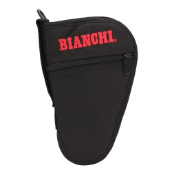 4450 PistolCase-Black Medium BIANCHI