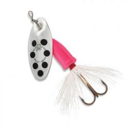 Vibrax Bullet Fly 3  Silver / Hot Pink BLUE-FOX
