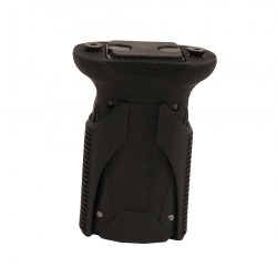 Vism Keymod Short Vertical Grip/QR/Black NCSTAR