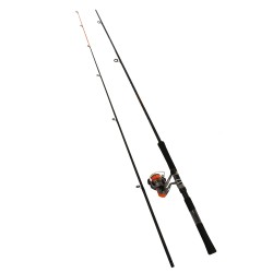 Zebco Crappie Fighter Ulsz 662L Spinning Combo CRFUL662LA.NS4