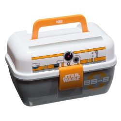 Starwars Tackle Box ZEBCO-QUANTUM