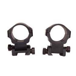 Angle Eye 34mm,90 MOA Adj. Scope Ring WARNE-SCOPE-MOUNTS