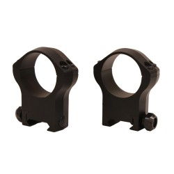 Warne Mntain Tech 34mm,Ultra Hi Mat Rings WARNE-SCOPE-MOUNTS
