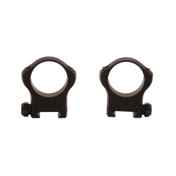 Warne Mountain Tech 34mm,High Matte Rings WARNE-SCOPE-MOUNTS
