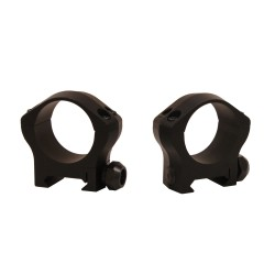 Warne Mountain Tech 30mm, Low Matte Rings WARNE-SCOPE-MOUNTS