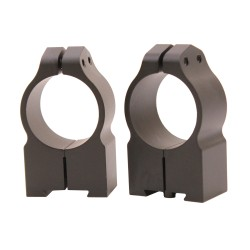 Warne 1 inch Tikka, PA, High Matte Rings WARNE-SCOPE-MOUNTS