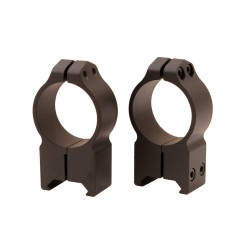 Warne 30mm, PA, Extra High Matte Rings WARNE-SCOPE-MOUNTS