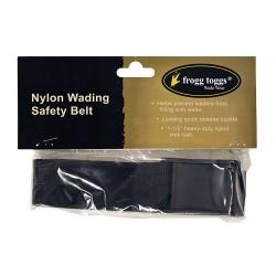 Wading Belt-Black|Adjustable FROGG-TOGGS