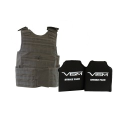 """Expert Plate Carrier Vest W/Two 10""""X12/UG NCSTAR"""