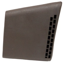 Deluxe Slip-On Recoil Pad M Brown BUTLER-CREEK