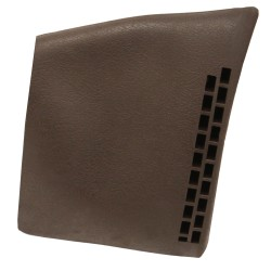 Deluxe Slip-On Recoil Pad L Brown BUTLER-CREEK