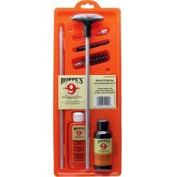 12ga Clamshell Kit W/Aluminum Rod HOPPES