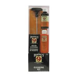 22 Pistol Clamshell Kit/Alum Rod HOPPES