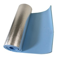EVA 2-PLY MAT WITH ALUMINUM FILM CHINOOK